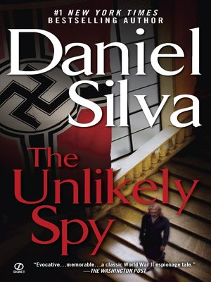 Click this cover for a(n) eBook sample of The Unlikely Spy.