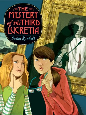 Click this cover for a(n) eBook sample of The Mystery of the Third Lucretia