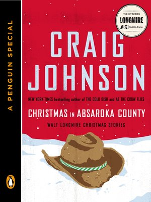 Click this cover for a(n) eBook sample of Christmas in Absaroka County