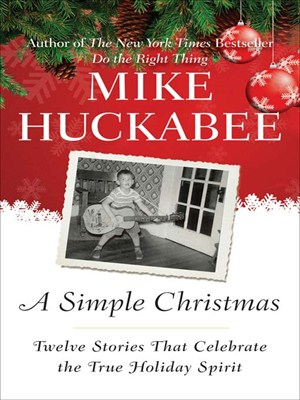 Click this cover for a(n) Audiobook sample of A Simple Christmas