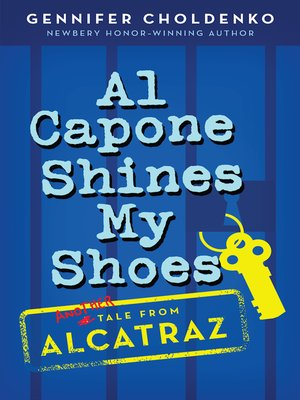 Cover of Al Capone Shines My Shoes