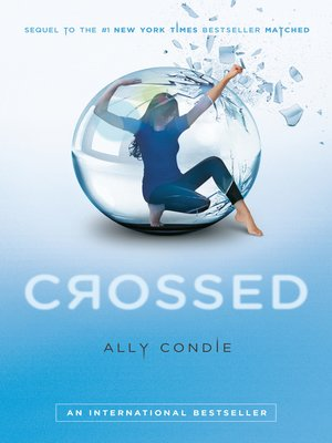Click this cover for a(n) eBook sample of Crossed.