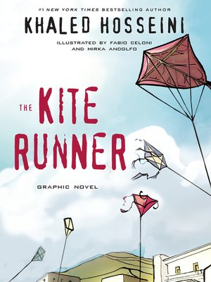 Click this cover for a(n) eBook sample of The Kite Runner