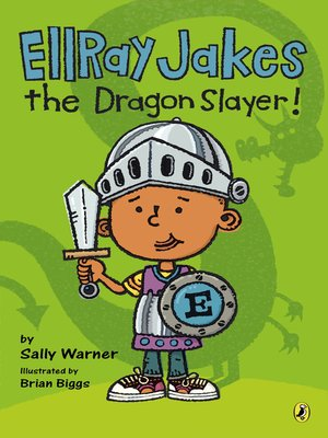 Ellray Jakes the Dragon Slayer