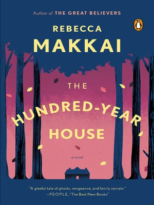Cover of The Hundred-Year House
