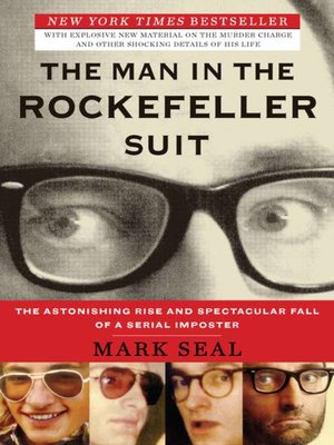 Click this cover for a(n) eBook sample of The Man in the Rockefeller Suit.