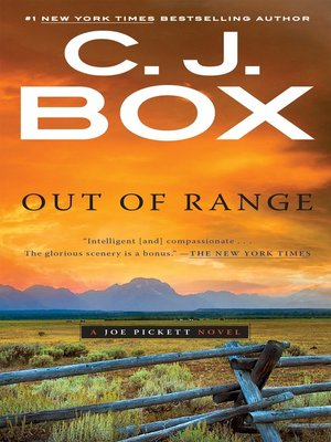 Click this cover for a(n) eBook sample of Out of Range