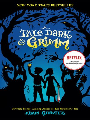 Cover of A Tale Dark and Grimm