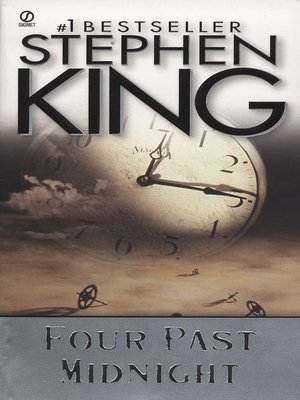 Click this cover for a(n) eBook sample of Four Past Midnight.