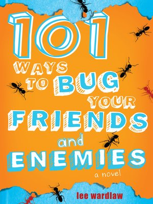 Click this cover for a(n) eBook sample of 101 Ways to Bug Your Friends and Enemies