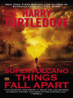 Click this cover for a(n) eBook sample of Supervolcano.