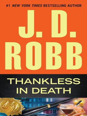 Click this cover for a(n) eBook sample of Thankless in Death.