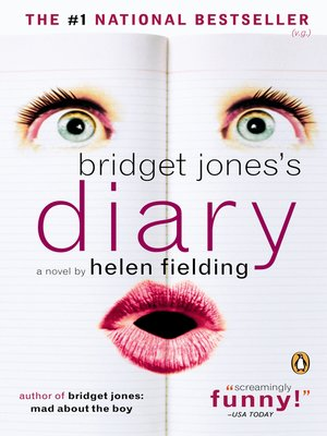 Cover of Bridget Jones's Diary