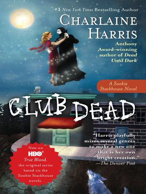 Click this cover for a(n) eBook sample of Club Dead.