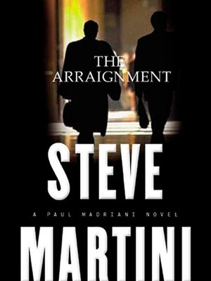 Click this cover for a(n) eBook sample of The Arraignment.
