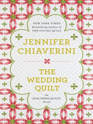 Click this cover for a(n) eBook sample of The Wedding Quilt.