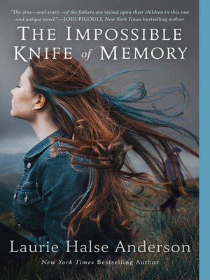 Click this cover for a(n) eBook sample of The Impossible Knife of Memory.