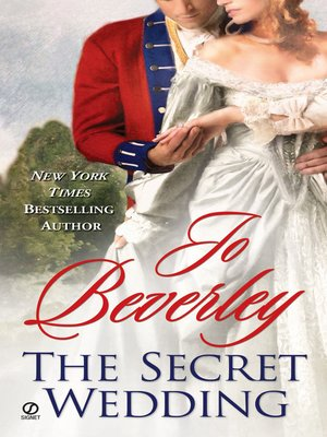 Click this cover for a(n) eBook sample of The Secret Wedding.