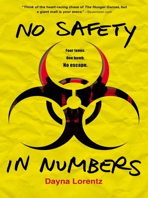 Click this cover for a(n) eBook sample of No Safety in Numbers.