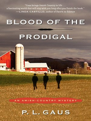 Click this cover for a(n) eBook sample of Blood of the Prodigal
