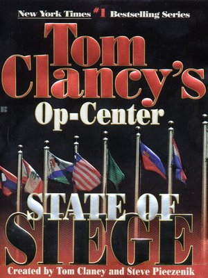 Cover of State of Siege