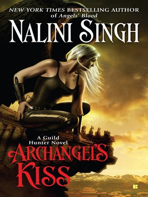 Click this cover for a(n) eBook sample of Archangel's Kiss