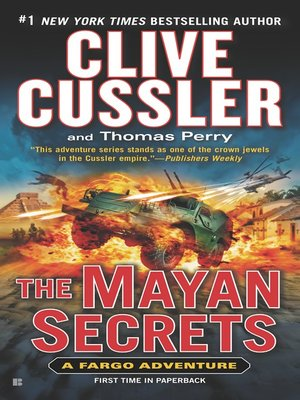 Cover of The Mayan Secrets