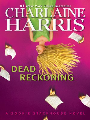 Click this cover for a(n) eBook sample of Dead Reckoning.