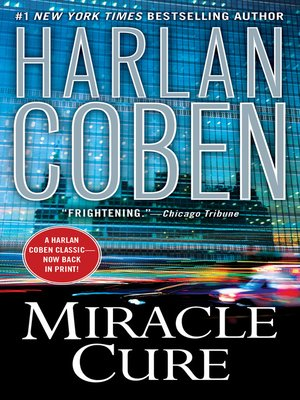 Click this cover for a(n) eBook sample of Miracle Cure
