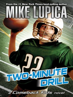 Click this cover for a(n) eBook sample of Two-Minute Drill