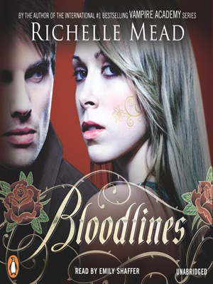 Click this cover for a(n) Audiobook sample of Bloodlines.
