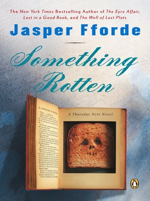Click this cover for a(n) eBook sample of Something Rotten.