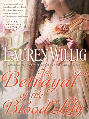 Click this cover for a(n) eBook sample of The Betrayal of the Blood Lily.