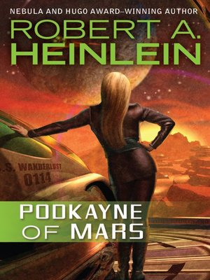 Click this cover for a(n) eBook sample of Podkayne of Mars