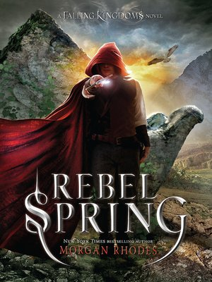 Click this cover for a(n) eBook sample of Rebel Spring.