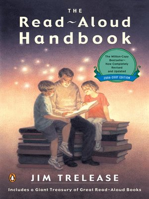 Click this cover for a(n) eBook sample of The Read-Aloud Handbook.