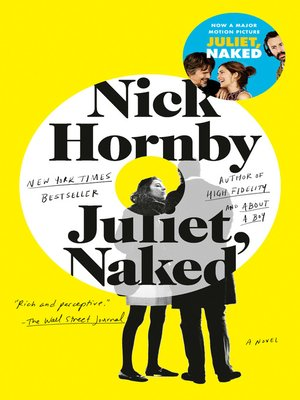 Click this cover for a(n) eBook sample of Juliet, Naked.