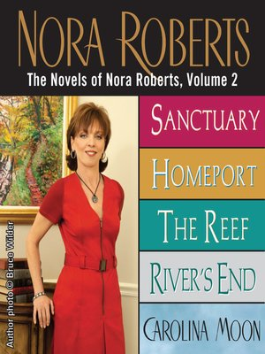 Click this cover for a(n) eBook sample of The Novels of Nora Roberts, Volume 2