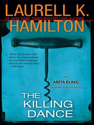 Cover of The Killing Dance