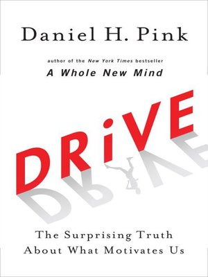 Click this cover for a(n) eBook sample of Drive.