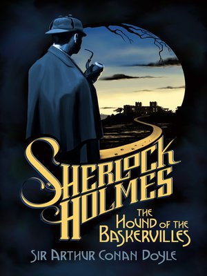 Click this cover for a(n) eBook sample of The Hound of the Baskervilles.