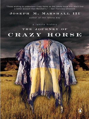 Click this cover for a(n) eBook sample of The Journey of Crazy Horse.