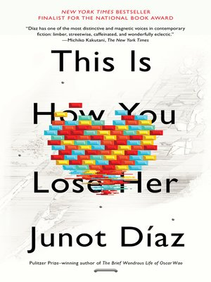 Click this cover for a(n) eBook sample of This Is How You Lose Her