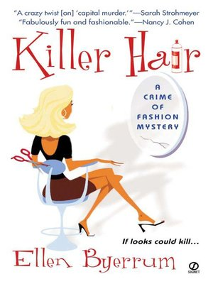 Click this cover for a(n) eBook sample of Killer Hair.