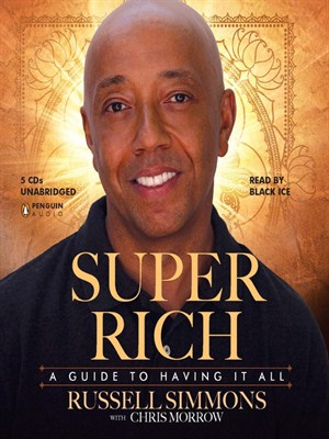 Click this cover for a(n) Audiobook sample of Super Rich.