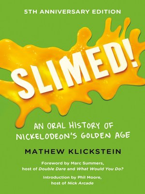 Click this cover for a(n) eBook sample of Slimed!.