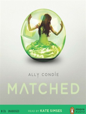 Click this cover for a(n) Audiobook sample of Matched.