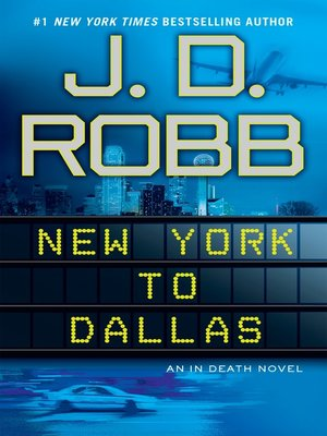 Cover of New York to Dallas