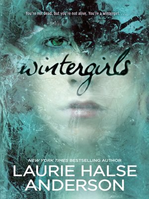 Click this cover for a(n) eBook sample of Wintergirls.
