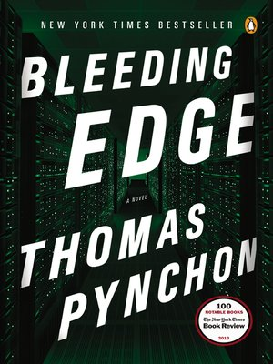Click this cover for a(n) eBook sample of Bleeding Edge.
